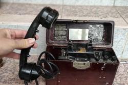 Katonai orosz telefon ahogy a fotókon! Bunker ,tàbori, lövészàrok,