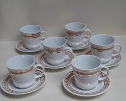 4260 - Alföldi kávéscsésze aljjal