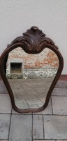Barokk  faragott fali tükör szép állapotban.Alkudható!