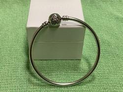 Eredeti Pandora 19 cm - és merev karkötő , karperec