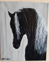 Ló című festmény