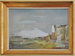 Kéri László festménye