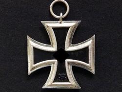 Német 2. VH Vaskereszt Iron Cross / Eisernes Kreuz EK 2 L/56 Funke & Bruninghaus