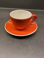 B.Várdeák Ildikó tervezte zsolnay kávés szett 1 db