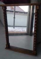 Koloniál stílusú tükör, RETRO