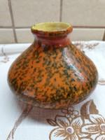 Tófej kerámia váza eladó!