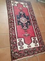 190 x 95 cm kézi csomozasu szőnyeg eladó