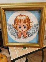 Gobelin, Goblen csodás angyalka