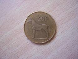 Írország 20 Pence 1986
