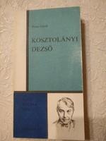 Rónai László: Kosztolányi Dezső, ajánljon!