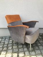 Bauhaus armchair, tastefully renovated