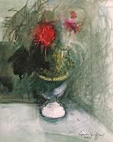 Szentgyörgyi József - Virágcsendélet