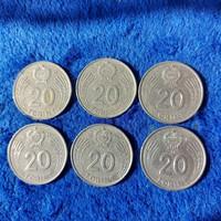 6db 20 forint
