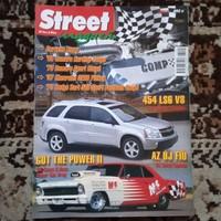 Street magazin  2003 / 2. Szám  ! Jó állapotban !!!