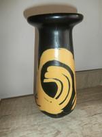 Retro váza Gorka Lívia stílusban Sérült