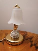 Hódmezővásárhelyi asztali lámpa hibátlan állapotban