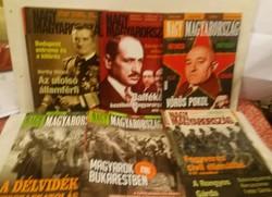 Nagy Magyarország történelmi magazin 19 szám