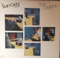 THE STAN GETZ QUARTET : THE DOLPHIN  -  JAZZ LP  BAKELIT LEMEZ  VINYL