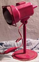 RETRO asztali ipari lámpa, MŰHELYLÁMPA