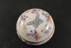 Antik Drasche pillangós bonbonier 408