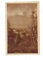 Tirol osztrák Képeslap Ausztria postatiszta nem futott renner bécs wien insbruck immbruck