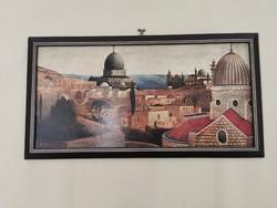 CSONTVÁRY Templomi kilátás
