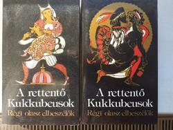 A rettentó Kukubeusok Régi olasz elbeszélók I.-II.