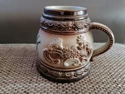 Original King söröskorsó, kézzel készített és festett, hibátlan darab