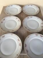 Hüttl lapos tányér