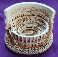 Róma - Colosseum emléktárgy - 4,5 x 7,5 cm.