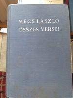 Mécs László kötet