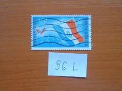 DÉL-AFRIKA  3-1/2 C 1961-es Union-bélyegek 1960-ban új valutával  56L