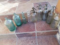 Szódásüveg gyűjtemény