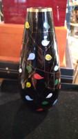 Üveg váza, 20 cm magas, hibátlan állapotban.ritkaság