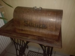 Singer varrógép 1873-as gyártású működőképes