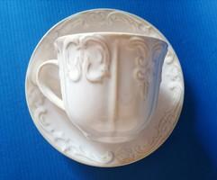 Barokkos, antikolt mázas teás szett