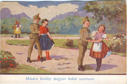 Minden kislány magyar bakát szeressen