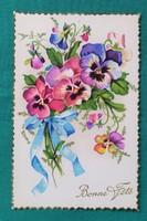 Régi francia képeslap