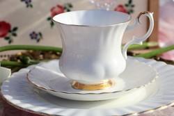 Royal Albert Val d'or reggeliző szett