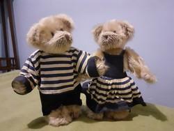 Nagyon aranyos (Betty Florence Bears)  mackó lány és fiú