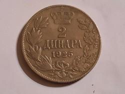 2 Dínár 1925