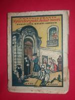 1918. Anatole France :Nyársforgató Jakab meséi  mese könyv TEVAN kiadás a képek szerint