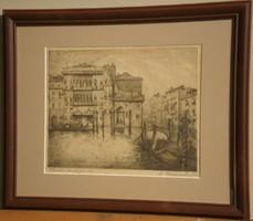 Sz. Gyenes Lajos (1890-1971) : Velence
