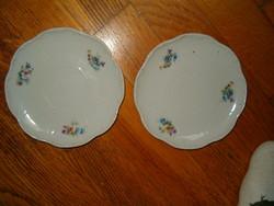 2 darab zsolnay porcelán tál használt réginek látszik de nem értek hozzá KIÁRUSÍTÁS