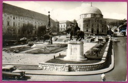 C - - - 086  Magyar tájak-városok: Pécs - Széchenyi tér