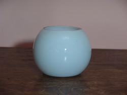 Antik porcelán petróleum lámpa büra