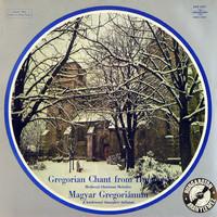 4 LP hanglemez magyar gregoriánum gregorián zene ének