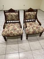 2db érintetlen régi fotel szép állapotban eladó!Ara:26.000.-/2db