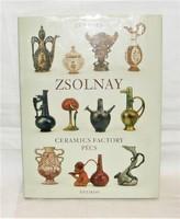 Éva Hárs  Zsolnay Ceramics Factory Pécs Angol Nyelvű