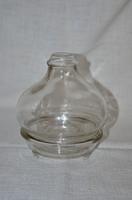 Régi kétrészes üveg légyfogó  ( DBZ 00126 )
